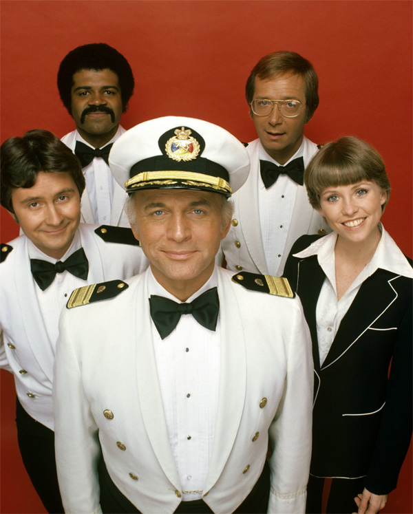 The Love Boat tv show image of the cast